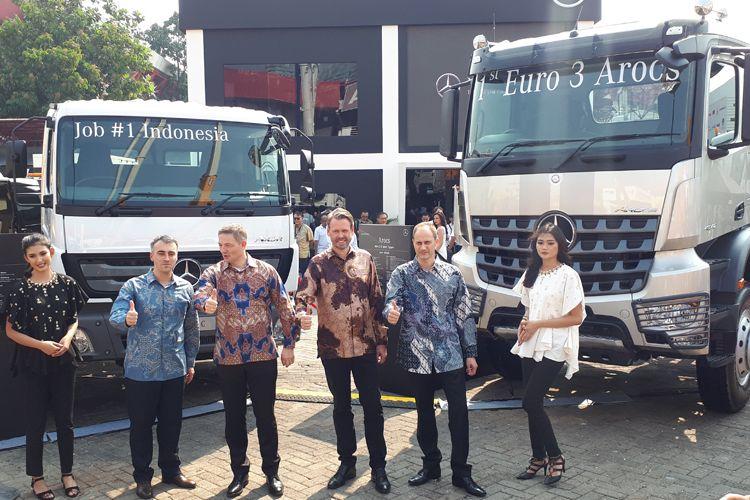 Indonesia Maining 2017