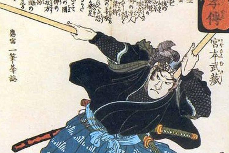 Miyamoto Musashi.