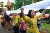 Melasti, Umat Hindu Diajak Menjaga Kedamaian Memasuki Tahun Politik