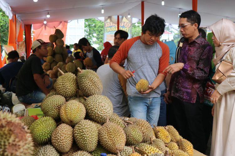 Festival Bazar Durian Bogor