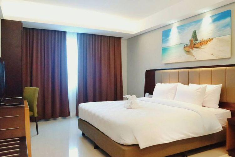 Kamar Prime Plaza Hotel Kualanamu-Medan