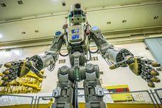 Fedor, Robot Manusia yang Dikirim Rusia ke Stasiun Luar Angkasa Internasional