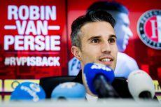 Van Persie Bikin Sejarah Saat Debut bersama Feyenoord