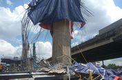 Polisi: Cetakan Konstruksi Tol Becakayu Bukan Roboh, tetapi Melorot