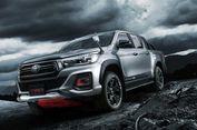 Toyota Berikan Sentuhan TRD untuk Hilux