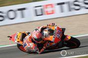 Marquez Tak Salah Pilih Ban di GP Belanda