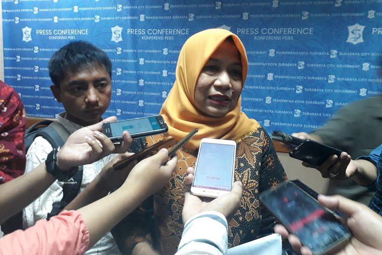 Kepala Dinas Kebudayaan dan Pariwisata Kota Surabaya Antiek Sugiharti