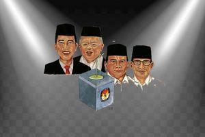 Menuju Debat Perdana Pilpres 2019: HAM-Korupsi-Terorisme