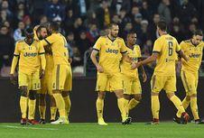 Hasil Liga Italia, Juventus Berikan Kekalahan Pertama bagi Napoli