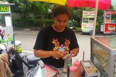 Cerita Seorang Mahasiswi di Solo Jual Cilok untuk Biaya Kuliahnya