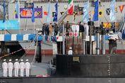 Iran Luncurkan Kapal Selam Bersenjatakan Rudal Jelajah