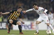 Hasil Lengkap Liga Europa, AC Milan dan Arsenal Tertahan