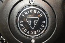 Impor Dibatasi, Pengiriman Triumph