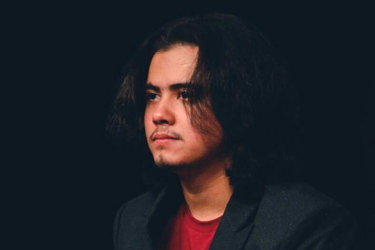 Artis peran Aliando Syarief saat ditemui dalam acara gala premiere film terbarunya Asal Kau Bahagia di Genting Dream Cruise, Port Klang, Malaysia, Kamis (20/12/2018).