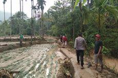 Sebulan Terdampak Banjir, Sawah Warga Bengkulu Masih Tertimbun Lumpur