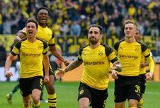 Jelang Bayern Vs Dortmund, Posisi Puncak Klasemen Liga Jerman Berubah