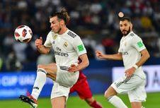 Piala Dunia Antarklub, Hat-trick Gareth Bale Bawa Real Madrid ke Final