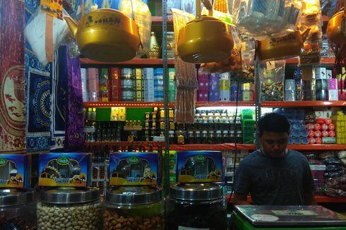 Usai Musim Haji, Omset Pedagang Oleh-Oleh Belum Meningkat Drastis