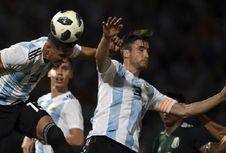 Argentina Vs Meksiko, Tanpa Messi, Tim Tango Tetap Tangguh
