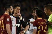Cristiano Ronaldo Hina Kapten AS Roma dengan Sebutan Cebol
