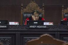 Dalam Sidang Gugatan UU Pemilu, Hakim MK Sebut PSI Baper