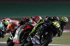 Valentino Rossi Senang Modifikasi Motornya Berpengaruh pada GP Qatar