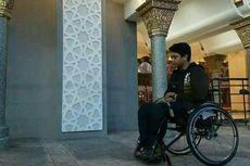 Cerita Abraham, Mahasiswa Disabilitas: Trauma Dilarang Shalat di Masjid Raya Sumbar