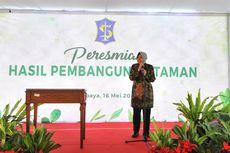 Jelang Hari Jadi Kota Surabaya ke-726, Risma Resmikan 70 Taman