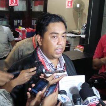Anggota tim advokat Komisi Pemilihan Umum (KPU), Ali Nurdin.