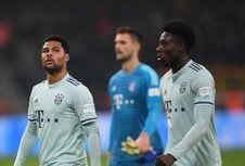 Hasil Liga Jerman, Kalah, Bayern Muenchen Gagal Teruskan Tren Positif
