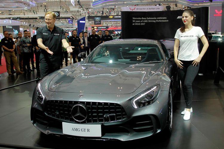 AMG GT R meluncur di Indonesia