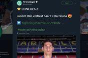 Barcelona Gaet Gelandang Muda FC Groningen