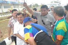 Usai Jajal LRT Palembang, Wapres Kalla Minta Kecepatannya Ditambah