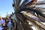Topi Bulu Burung Ruai, Keindahan dan Romantisme Dayak