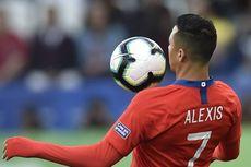 Berita Transfer, Gabung ke Inter Milan, Gaji Alexis Sanchez Turun