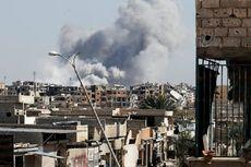 Koalisi Pimpinan AS Klaim Warga Sipil Korban Serangan Udara Melawan ISIS