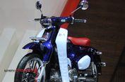 Modal Honda Pasarkan Bebek Termahal di Indonesia
