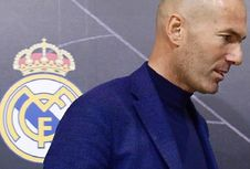 Real Madrid Abaikan 3 Nasihat Zinedine Zidane