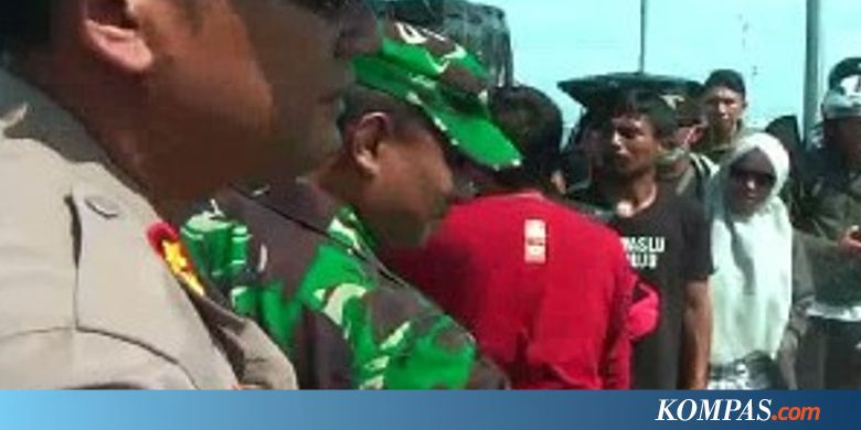 KPU Mamuju Gunakan Kapal Nelayan Distribusikan Logistik Pemilu ke Wilayah Terpencil