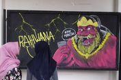 Sosok Rahwana Dalam Pameran Multimedia Mahasiswa