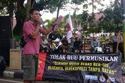 Musisi Pamekasan Unjuk Rasa di Gedung DPRD Tolak RUU Permusikan