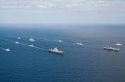 India Sebar Kapal Perang, Kapal Induk, dan Kapal Selam di Wilayah Perairannya