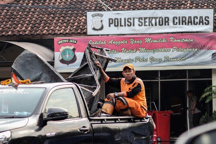 Aparat Diminta Cepat Tuntaskan Kasus Perusakan Polsek Ciracas, demi Menjaga Sinergitas TNI-Polri