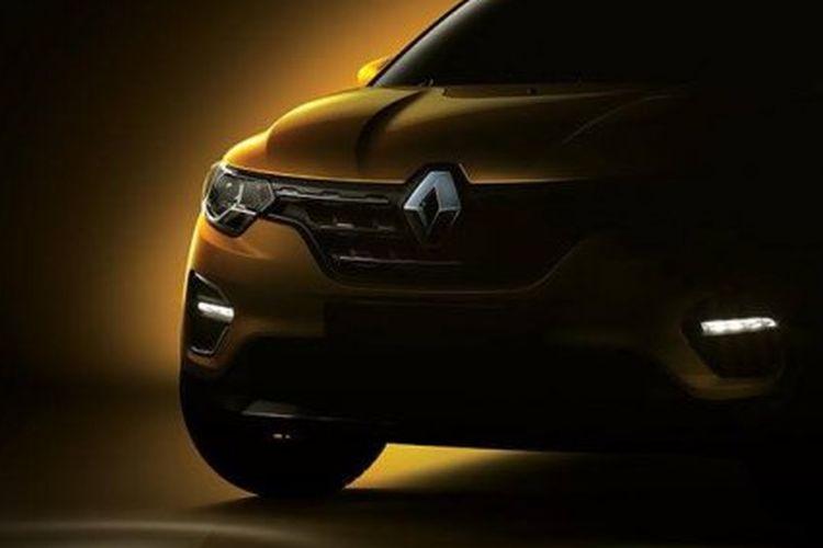 """MPV """"Murah"""" Renault Triber Mendarat di GIIAS"""