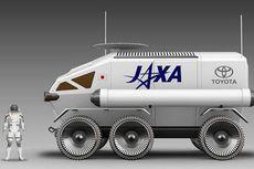 Toyota Siapkan Kendaraan Penjelajah Luar Angkasa