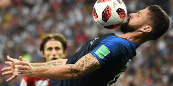 Tak Cetak Gol di Piala Dunia 2018, Olivier Giroud Cuek