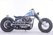 Harley Sportster 'Old School' Kental Nuansa Etnik