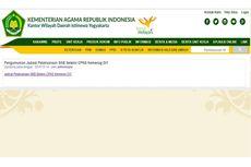626 Peserta Lolos SKD Kemenag Yogyakarta, Ini Jadwal dan Lokasi Tes