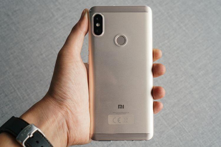 Menjajal Kecerdasan Kamera Ponsel Redmi Note 5 Ai
