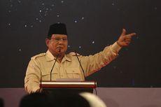 Jawab Ma'ruf Amin, Prabowo Akui Jadi Bagian dari 1 Persen Elite